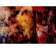 Cornered Duality /The Breath of Life Photographic Print
