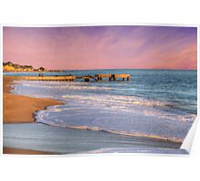 Albufeira Beach Poster