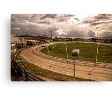 Pelaw Grange Greyhound Stadium Canvas Print