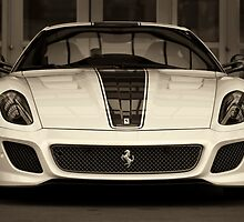 599 GTO by dlhedberg