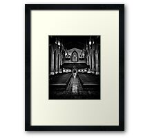 Metropolitan United Church 2 Toronto Canada Framed Print