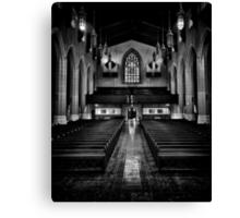 Metropolitan United Church 2 Toronto Canada Canvas Print