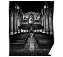Metropolitan United Church 2 Toronto Canada Poster