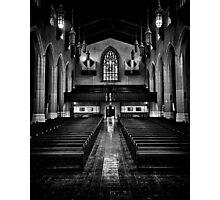 Metropolitan United Church 2 Toronto Canada Photographic Print