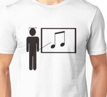 Music teacher Unisex T-Shirt