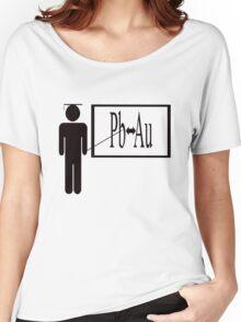 Chemistry teacher Women's Relaxed Fit T-Shirt