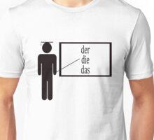German teacher Unisex T-Shirt