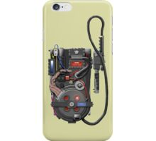 Proton Pack iPhone Case/Skin