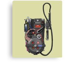Proton Pack Canvas Print