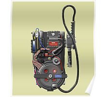 Proton Pack Poster