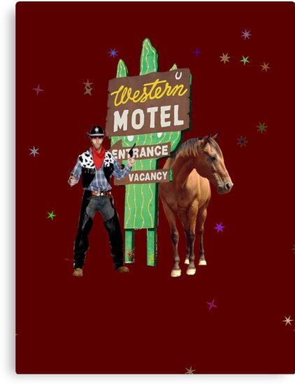 western motel by Tia Knight