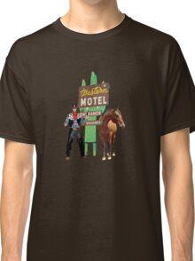 western motel Classic T-Shirt