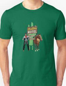 western motel Unisex T-Shirt
