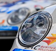 Porsche GTR Lights by Delfino
