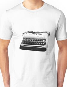 Smith-Corona Typewriter Unisex T-Shirt