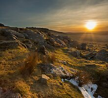 Rowtor Sunset by asc-photography