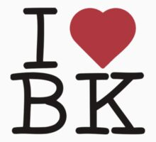 I Heart BK by Vana Shipton