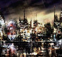 Sin City by Stefano Popovski