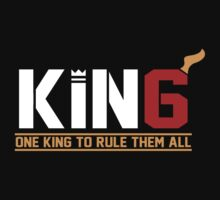 "VICTRS ""One King""  Kids Clothes"