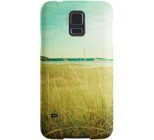 September at the Beach Samsung Galaxy Case/Skin