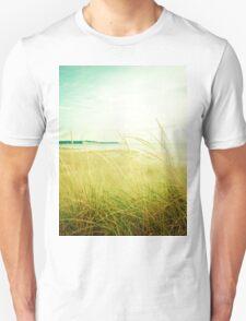 September at the Beach Unisex T-Shirt