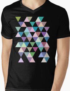 Triangle Mens V-Neck T-Shirt
