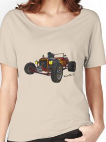 23 Ford Hot Rod T-Shirt Women's Relaxed Fit T-Shirt