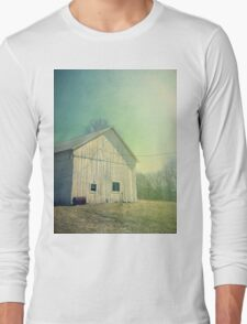 Early Morning in the Country Long Sleeve T-Shirt