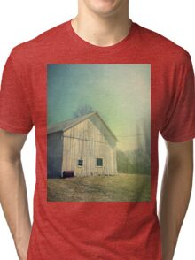 Early Morning in the Country Tri-blend T-Shirt