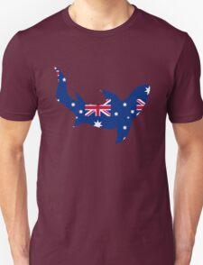Tile Me Australia Sharkie Unisex T-Shirt