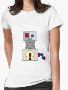 KeyRobot Womens Fitted T-Shirt