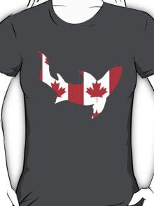 Tile Me Canada Sharkie T-Shirt
