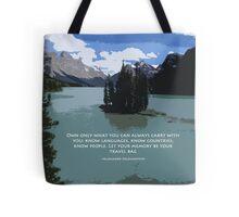 Travel Bag Tote Bag