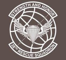 38th Rescue Squadron One Piece - Short Sleeve