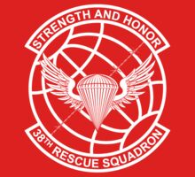 38th Rescue Squadron Kids Clothes