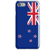 Smartphone Case - Flag of New Zealand - Vertical iPhone Case/Skin