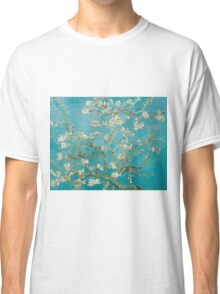 Vincent Van Gogh Almond Blossoms at St. Remy Classic T-Shirt