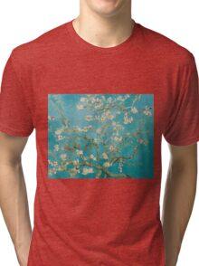 Vincent Van Gogh Almond Blossoms at St. Remy Tri-blend T-Shirt