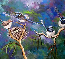 Beyond the Nest by Sally Ford