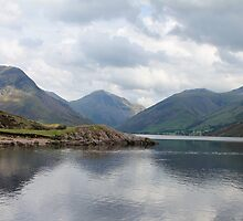 Wast Water by TWhittaker