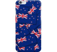 Smartphone Case - Flag of New Zealand - Multiple iPhone Case/Skin