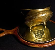 Chinese Brass and Old Glass by Otto Danby II
