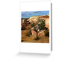 Escalante Tree Greeting Card