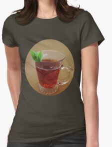 ❀◕‿◕❀ TEA SHIRT ❀◕‿◕❀ Womens Fitted T-Shirt