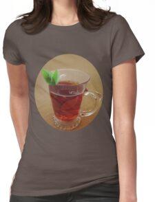 ❀◕‿◕❀ TEA SHIRT ❀◕‿◕❀ Womens Fitted T-Shirt