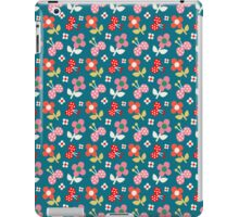 Butterflies and Flowers  iPad Case/Skin