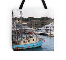 Newport Harbor Tote Bag