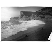 Durdle Door South Coast UK Poster