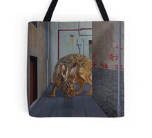Brown Hare, 2013, Oil on Linen, 61x46cm. Tote Bag