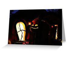 Jack-O-Lanterns Greeting Card